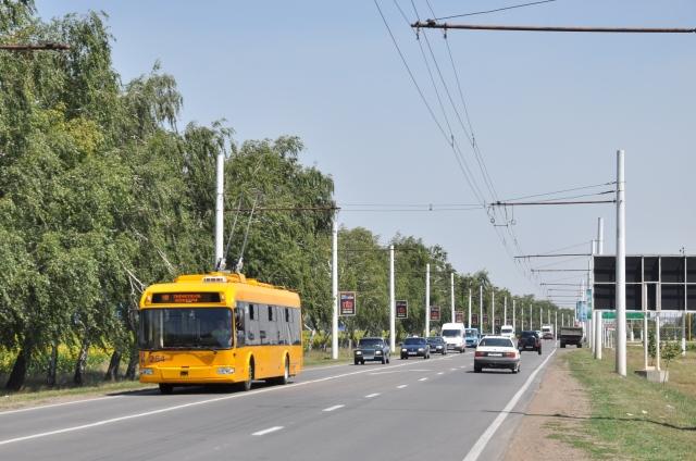 Die Städte Tiraspol und Bendery sind mit der Trolleylinie 19 verbunden