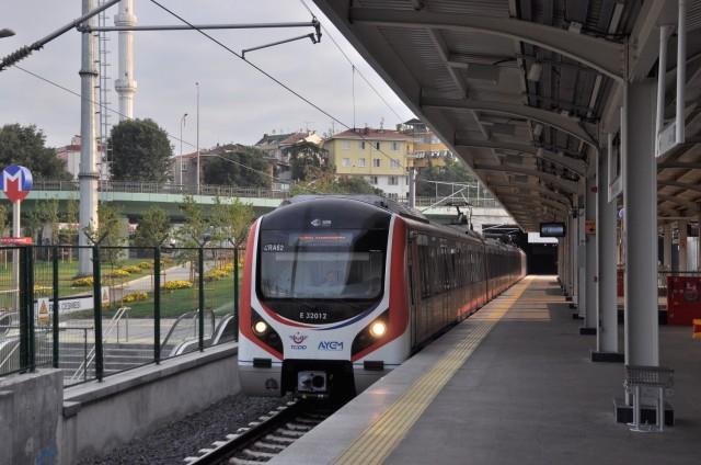 Der Sprung von Europa nach Asien erfolgte mit dem Marmaray