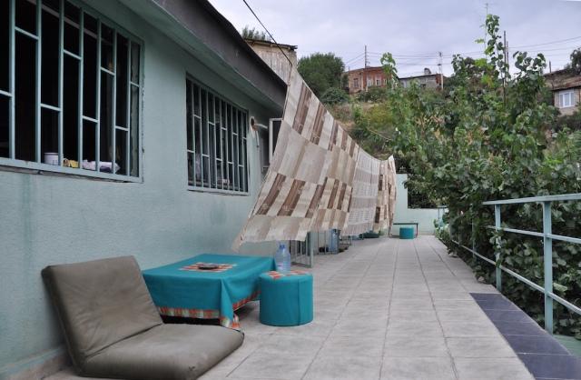 Das green house hostel hält was es verspricht: Entspannung pur ;)