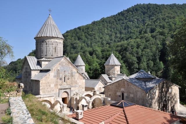 Das Kloster wurde in den letzten Jahren mittel Spenden eines Armeniers wieder komplett restauriert
