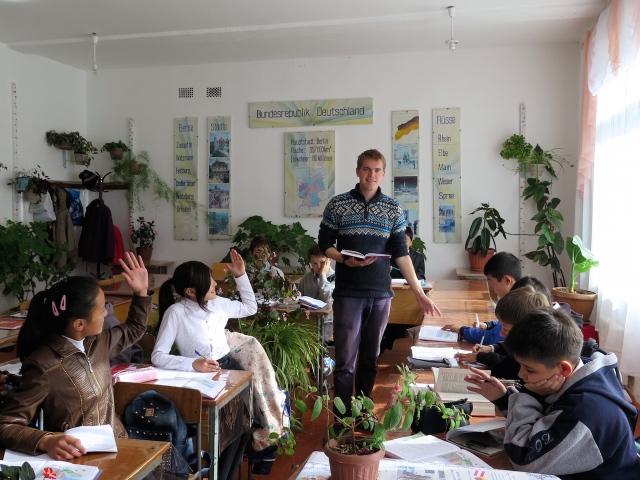 Weg vom klassischen Tafelunterricht zum aktiveren und effizienteren Methoden, den Kindern gefällt's ;)