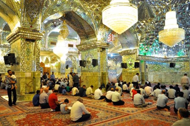 Shiraz:Pilgerstätte