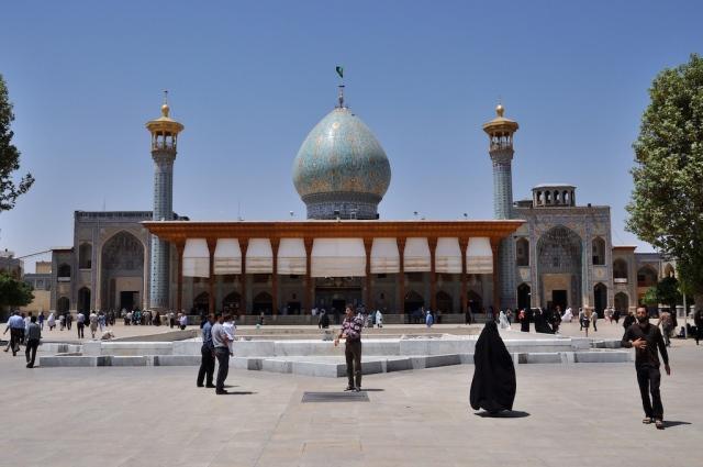 Shiraz: PIlgerstätte