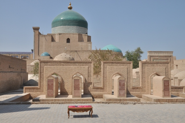 Khiva, Altstadt