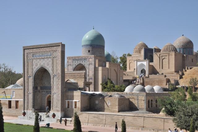 Grabmausoleen in Samarqand